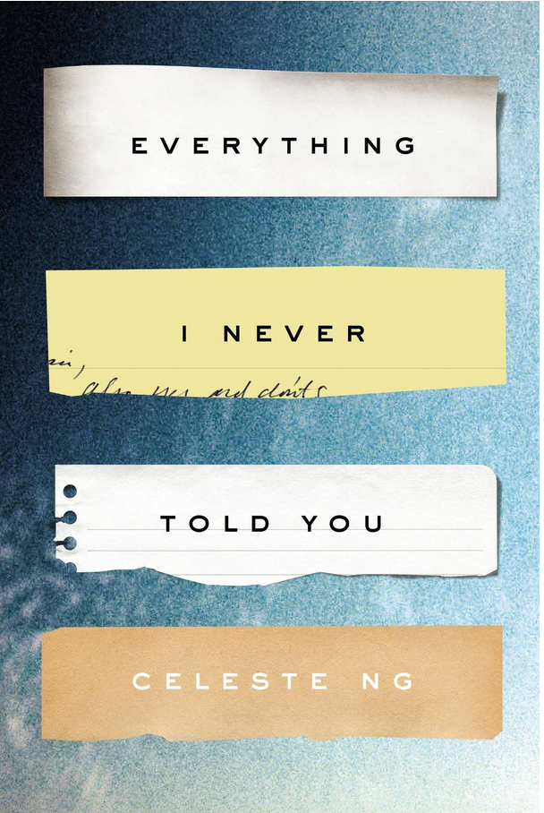 Everything I Never Told You-Celeste Ng Review via @ginka + ginkaville.com
