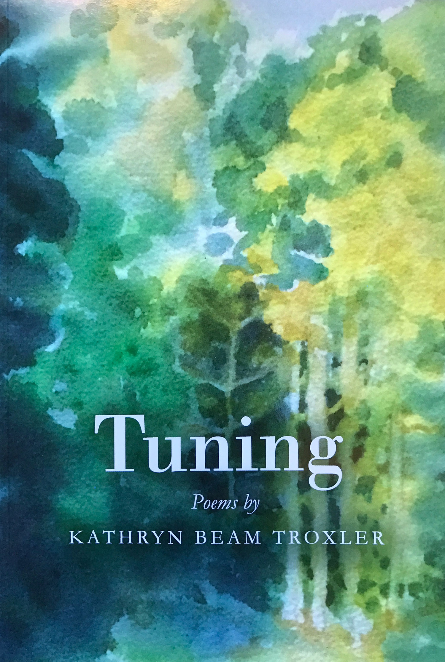 """Click here to purchase my book of poems, """"Tuning"""""""