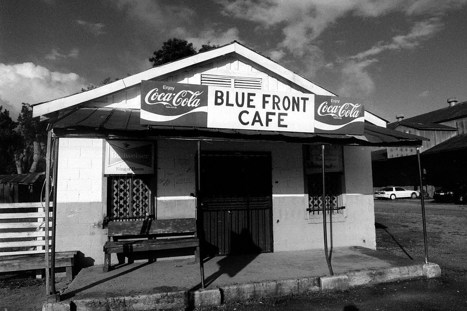 Blue Front Cafe, Bentonia, MS, 2017