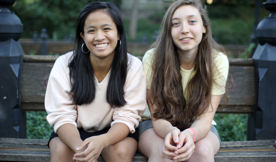 Two high schoolers create Tampon Run video game to take the taboos out of menstruation - The World (BBC/WGBH/PRI)