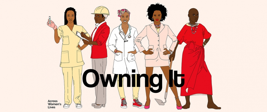 Owning It - The World (BBC / WGBH / PRI) + Across Women's Lives