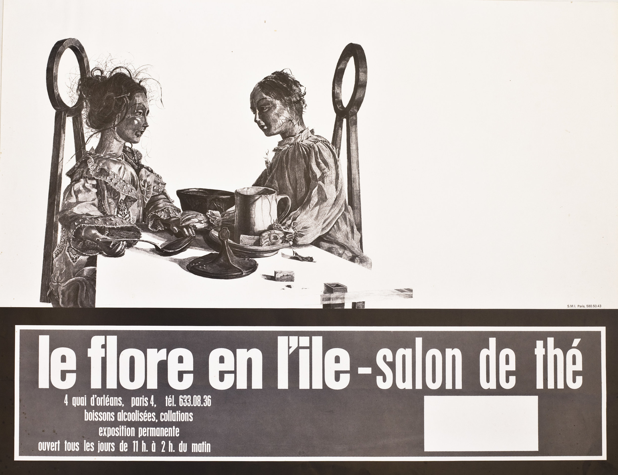 Le Flore en L'ile - 1974