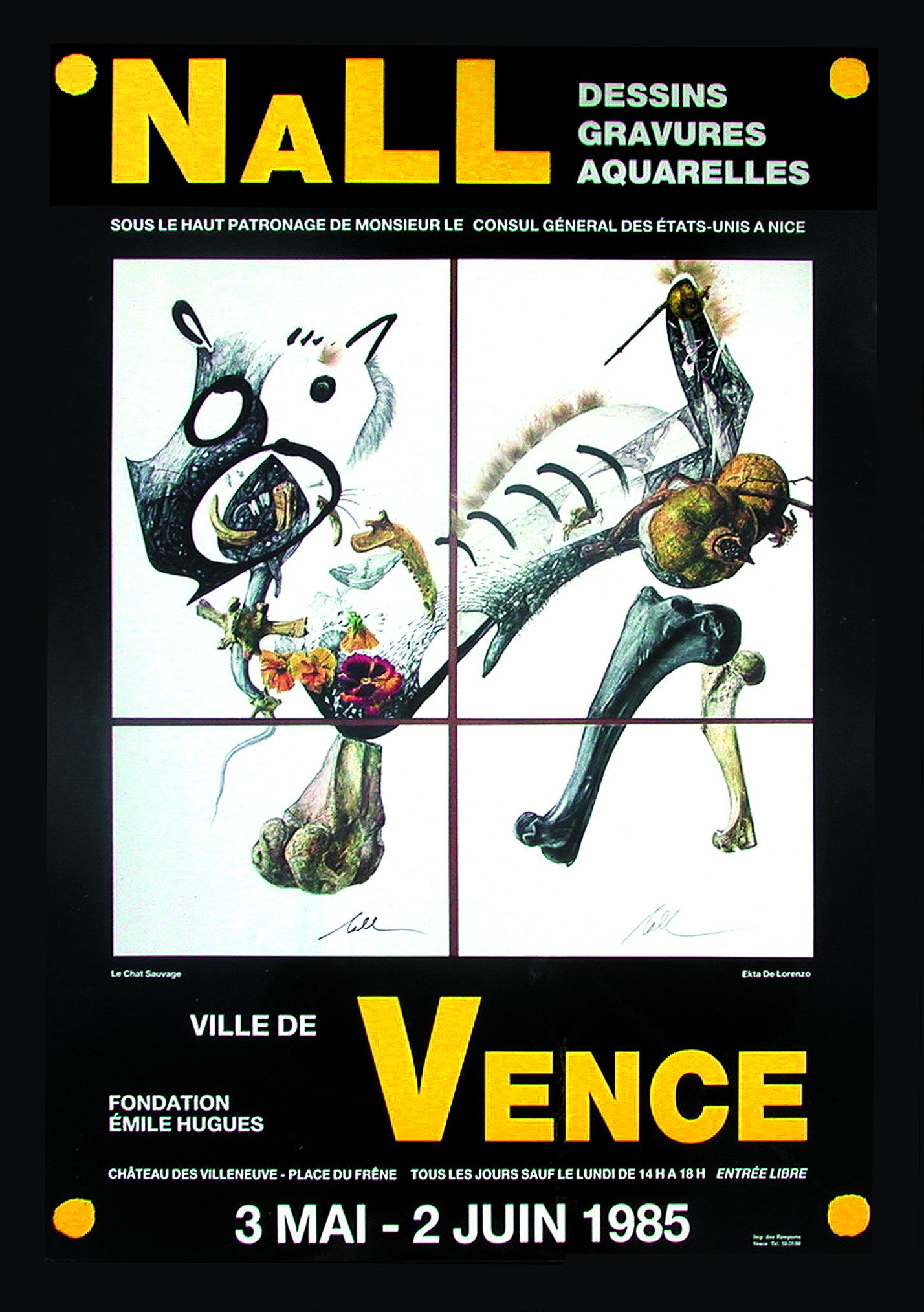 Nall Vence - 1985