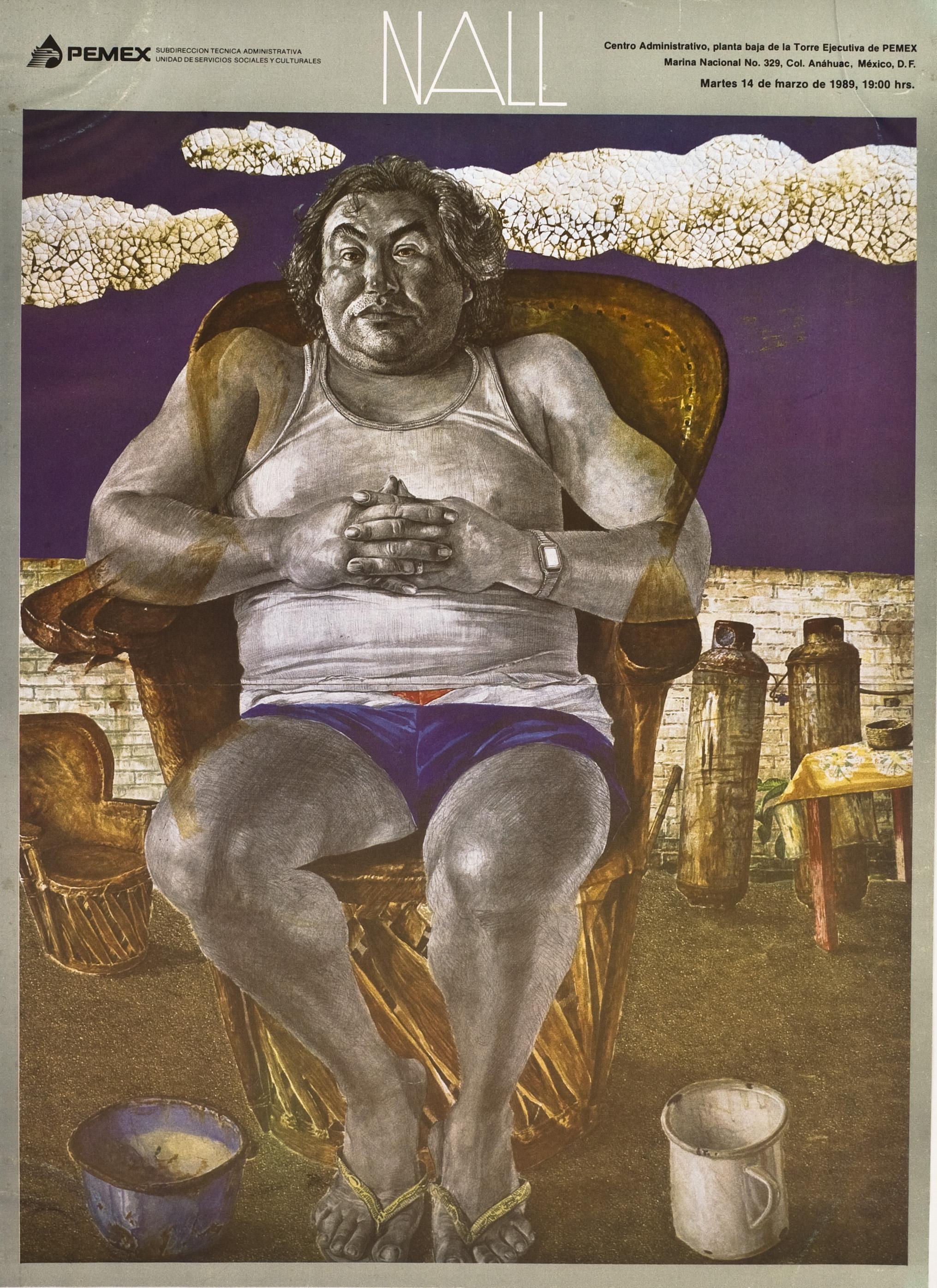 Nall Pemex - 1989