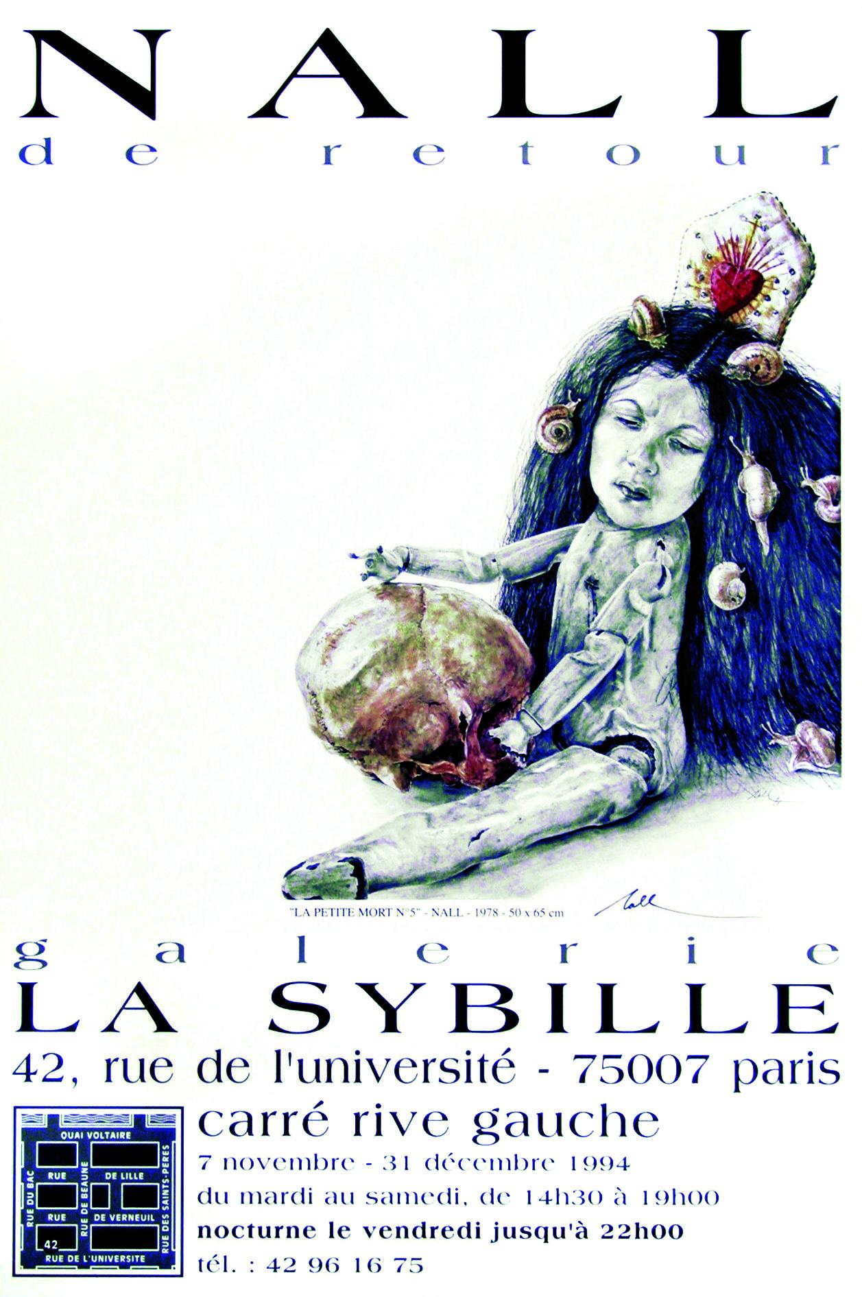 La Sybille - 1994