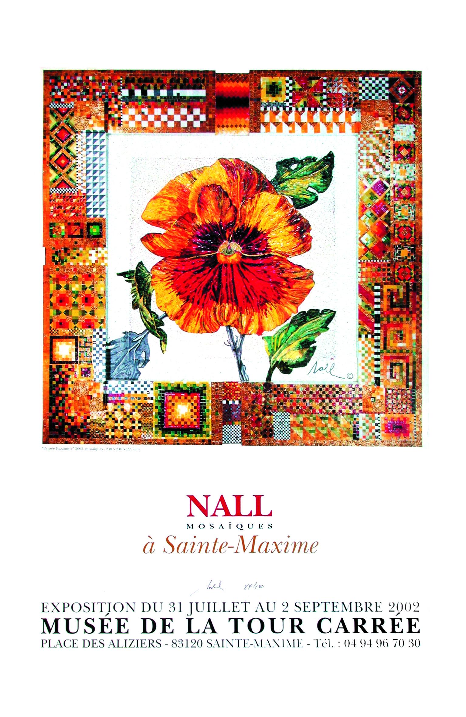 Mosaiques st Maxime - 2002