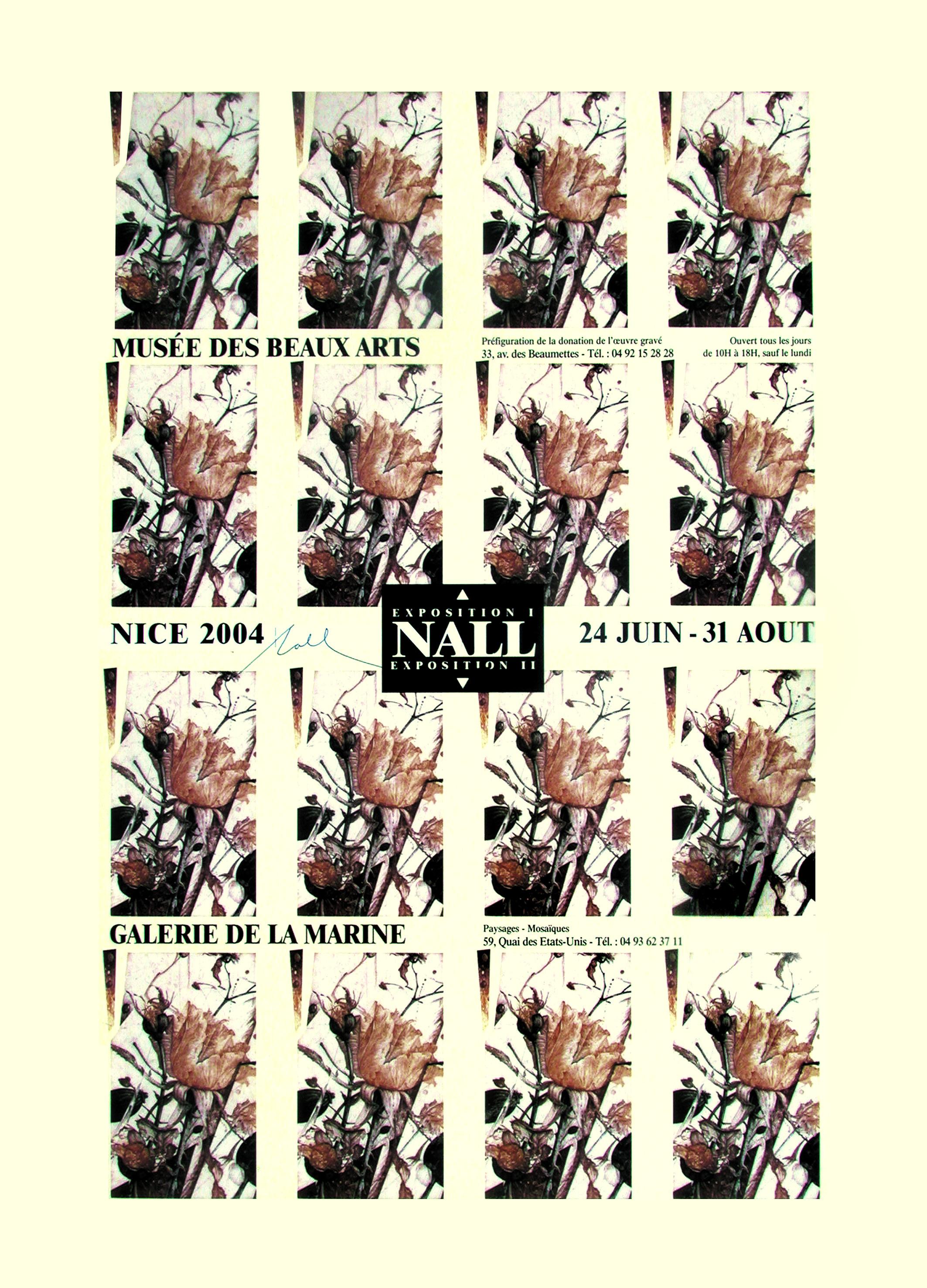 Gravure Nice - 2004