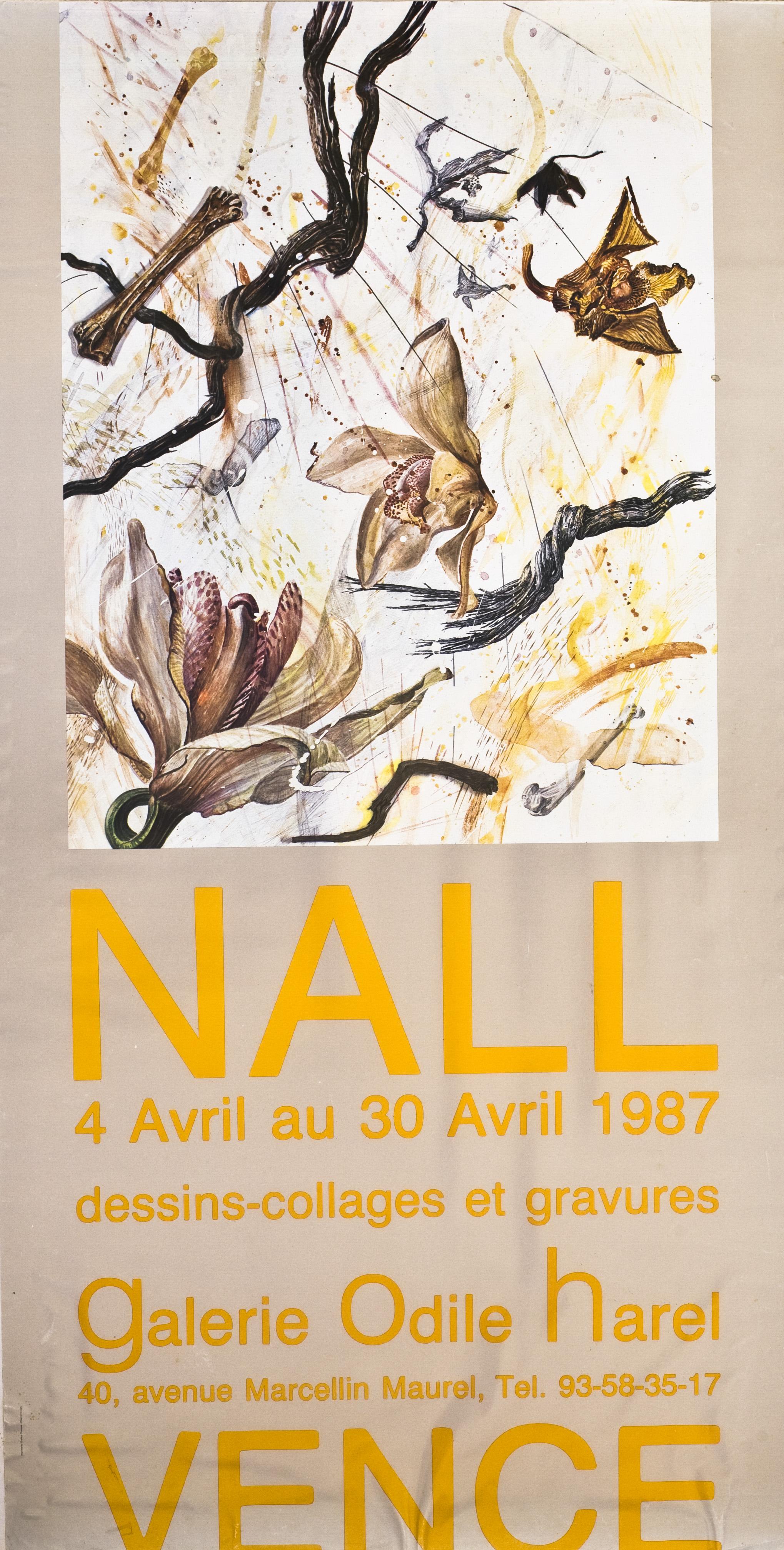 Nall Vence - 1987