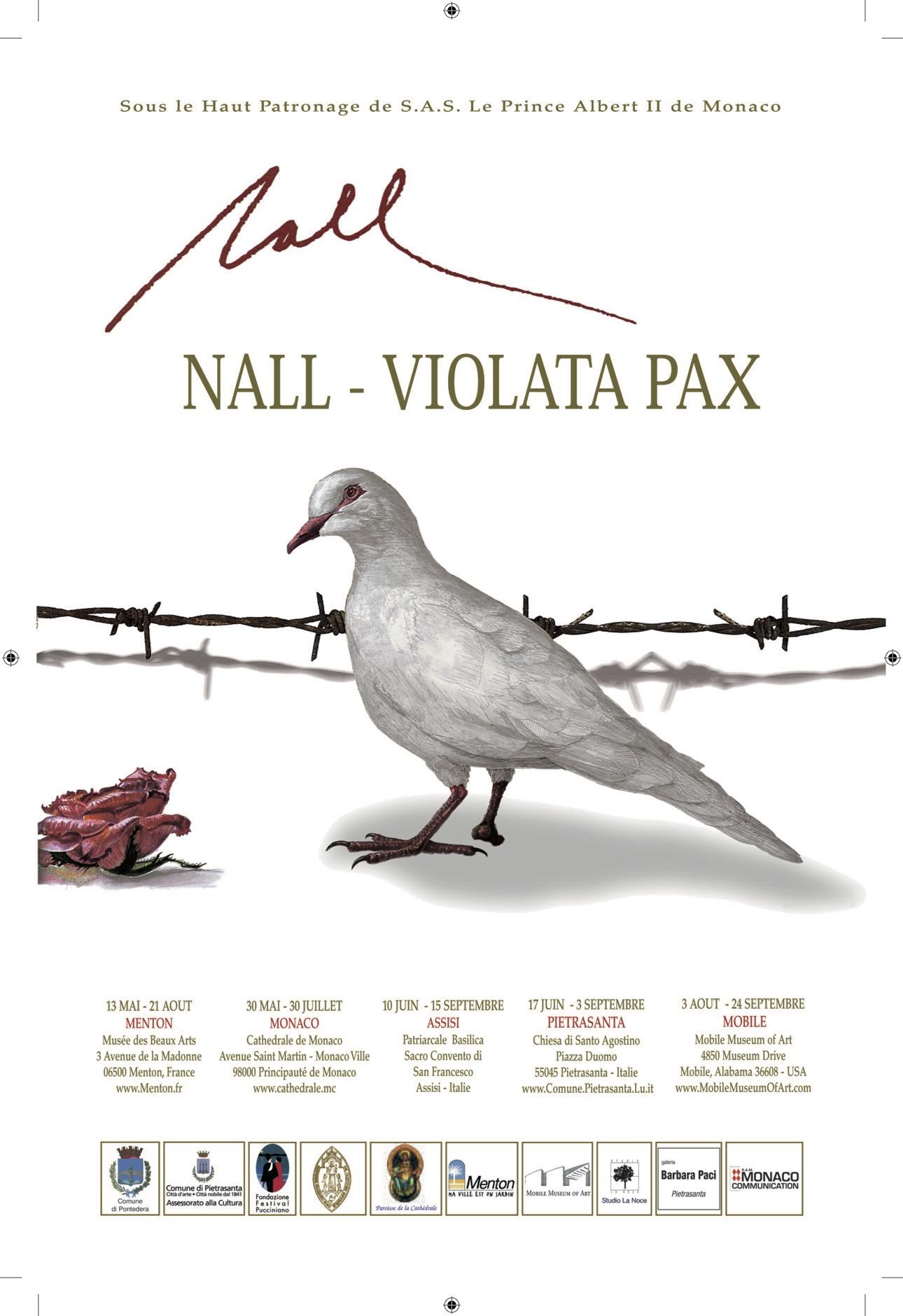 Violata Pax - 2006