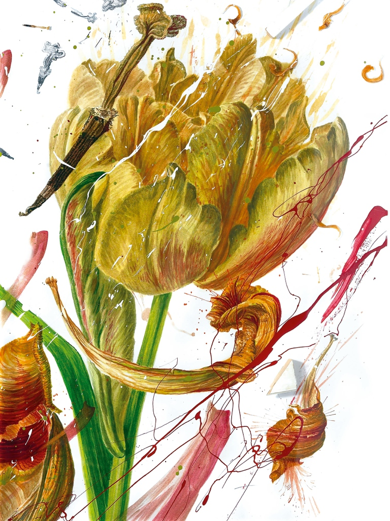 'Yellow Tulips'