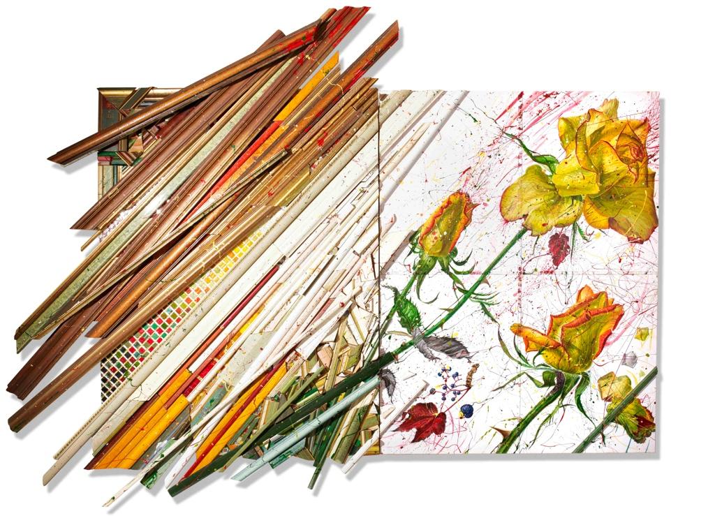 'Autumn Roses'
