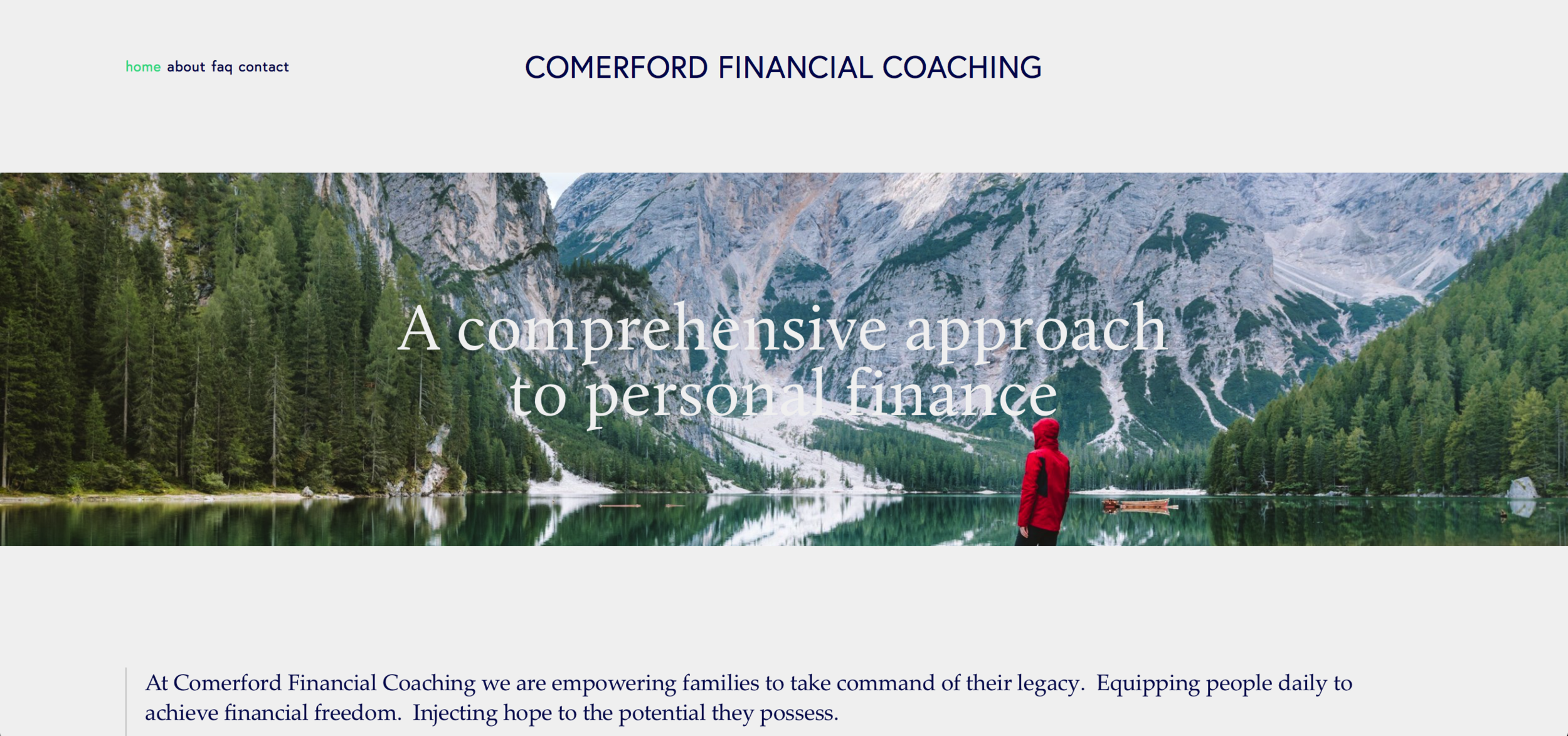 Comerford Financial -