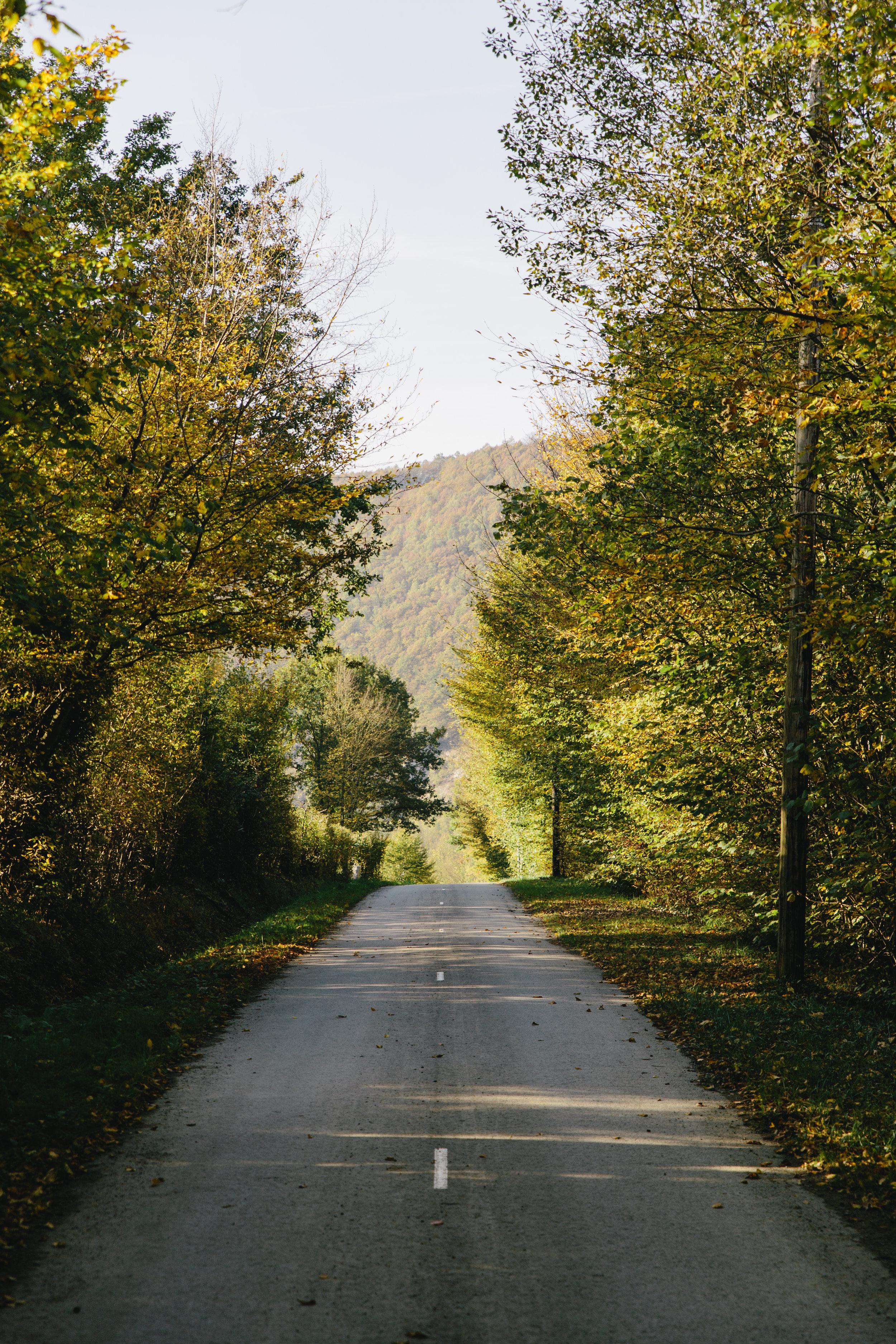 Picture By Yuri Andries, 100 Km BIking Path along the MEUZE