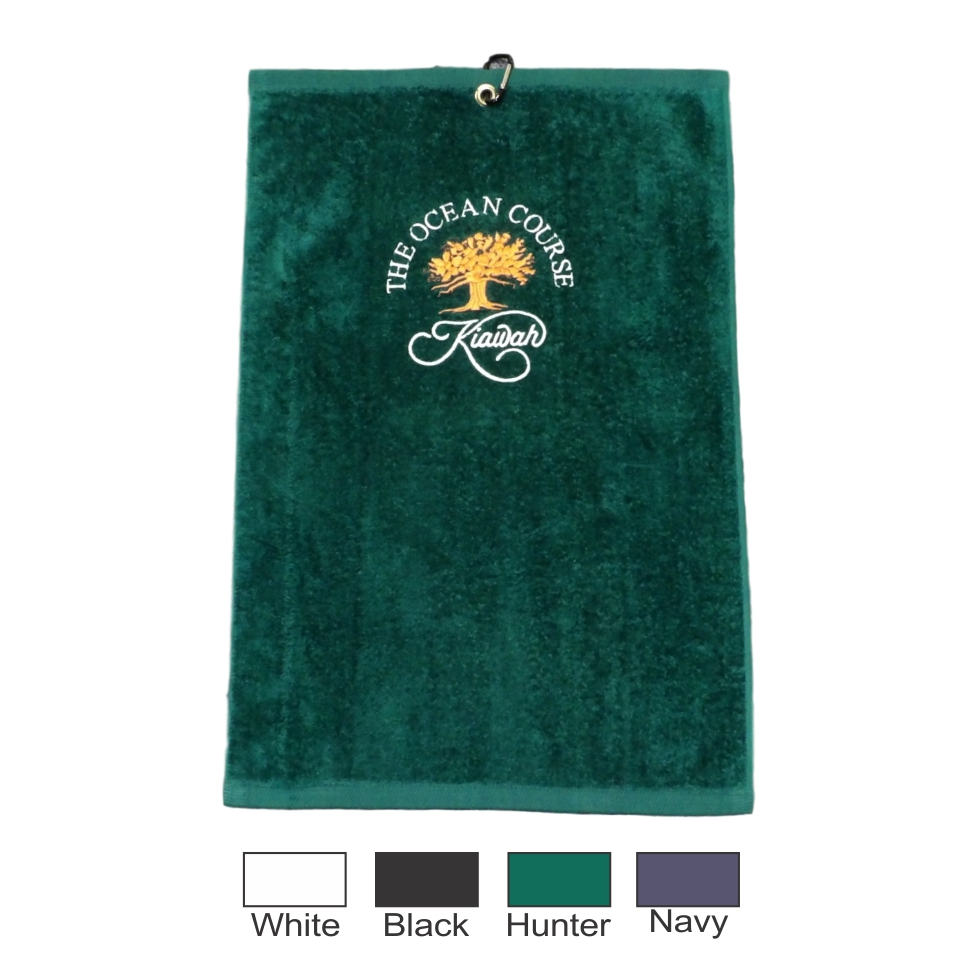#7006 Velour Towel 17 x 25