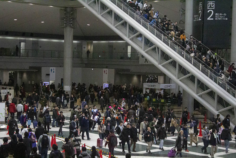 comiket 2018 guide