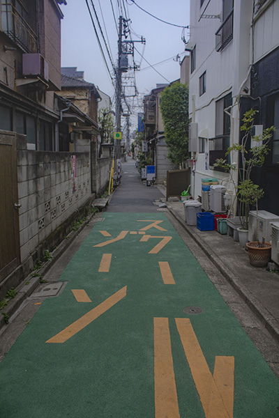 Step back in time with the backstreets of Yanesen. Image source: Author's Own Image