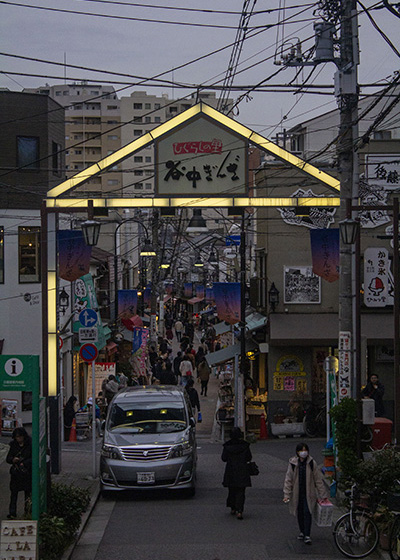 Don't forget to visit Yanaka Ginza for a taste of traditional Tokyo. Image source: Author's Own Image