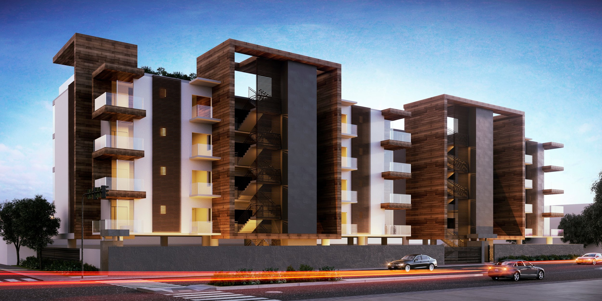 Agua Caliente Apartments
