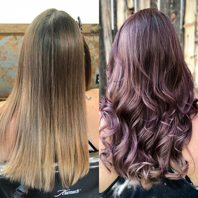Fall colors do not have to be neutral, this beautiful autumn plum was created just for Kayla. Her natural colors and complexion bring out this hue is the most wonderful way. ⠀⠀⠀⠀⠀⠀⠀⠀⠀ ⠀⠀⠀⠀⠀⠀⠀⠀⠀ ⠀⠀⠀⠀⠀⠀⠀⠀⠀ ⠀⠀⠀⠀⠀⠀⠀⠀⠀ Sent via @planoly #planoly #colors #hair #hairstyles #haircolor #bayalage #fortcollins #behindthechair #beforeandafter #hairinspo #plum #fall #fallfashion #fallhair #color #paulmitchellcolor #autumn #colorado #salon #beforeandafter #mermaidhair