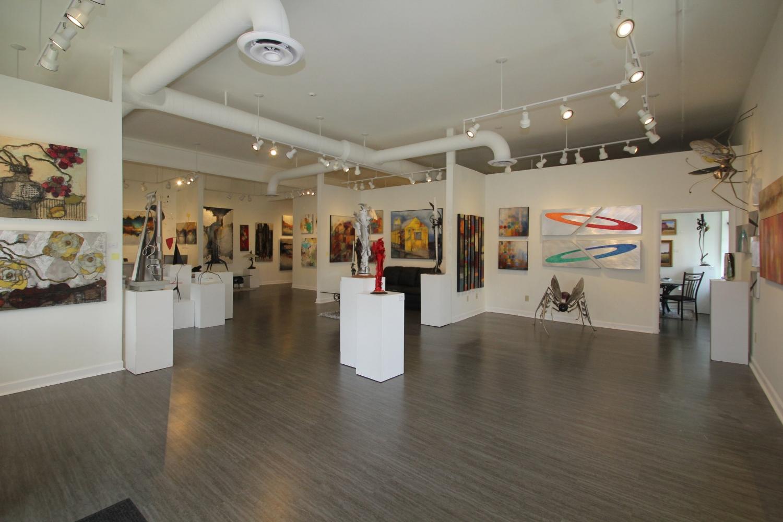 Gallery Exhibitions -
