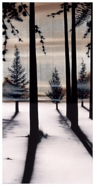 Silkscreen - Winter Song
