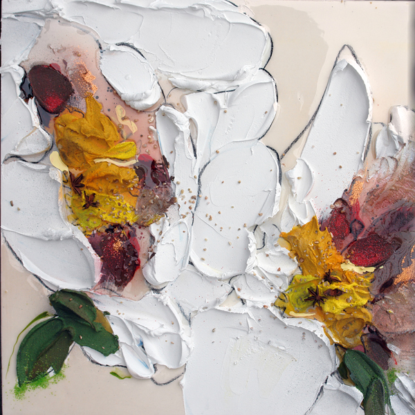 Peony In White (1210)