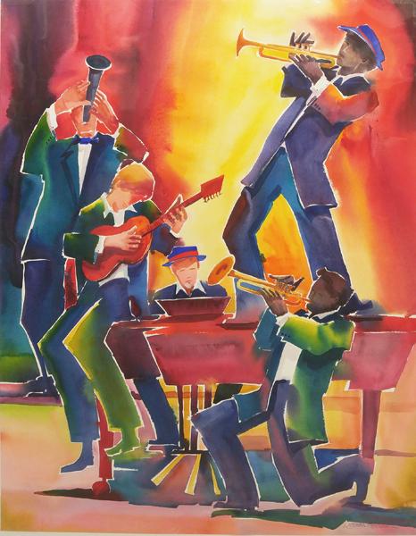 Piano Top Jazz