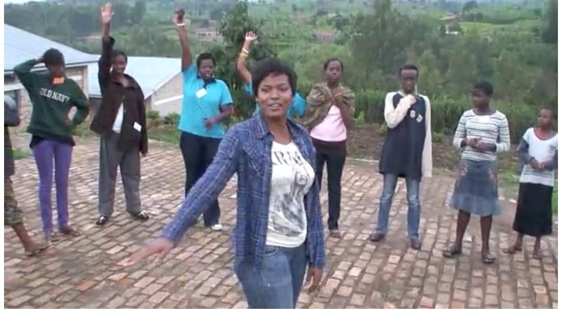 Camp G.L.O.W.Spirit of Leadership - Nyamirambo, Rwanda, Africa