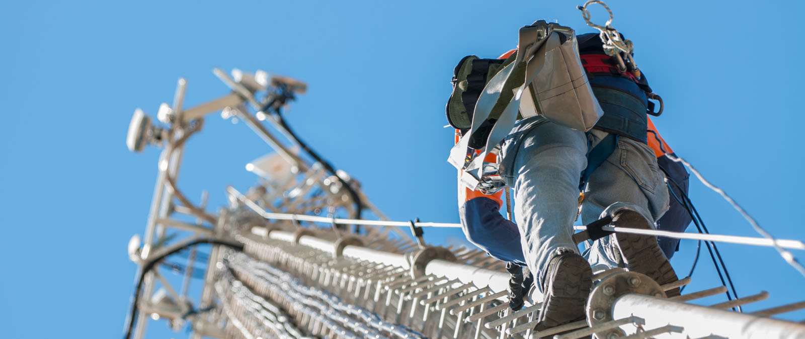 fall protection -