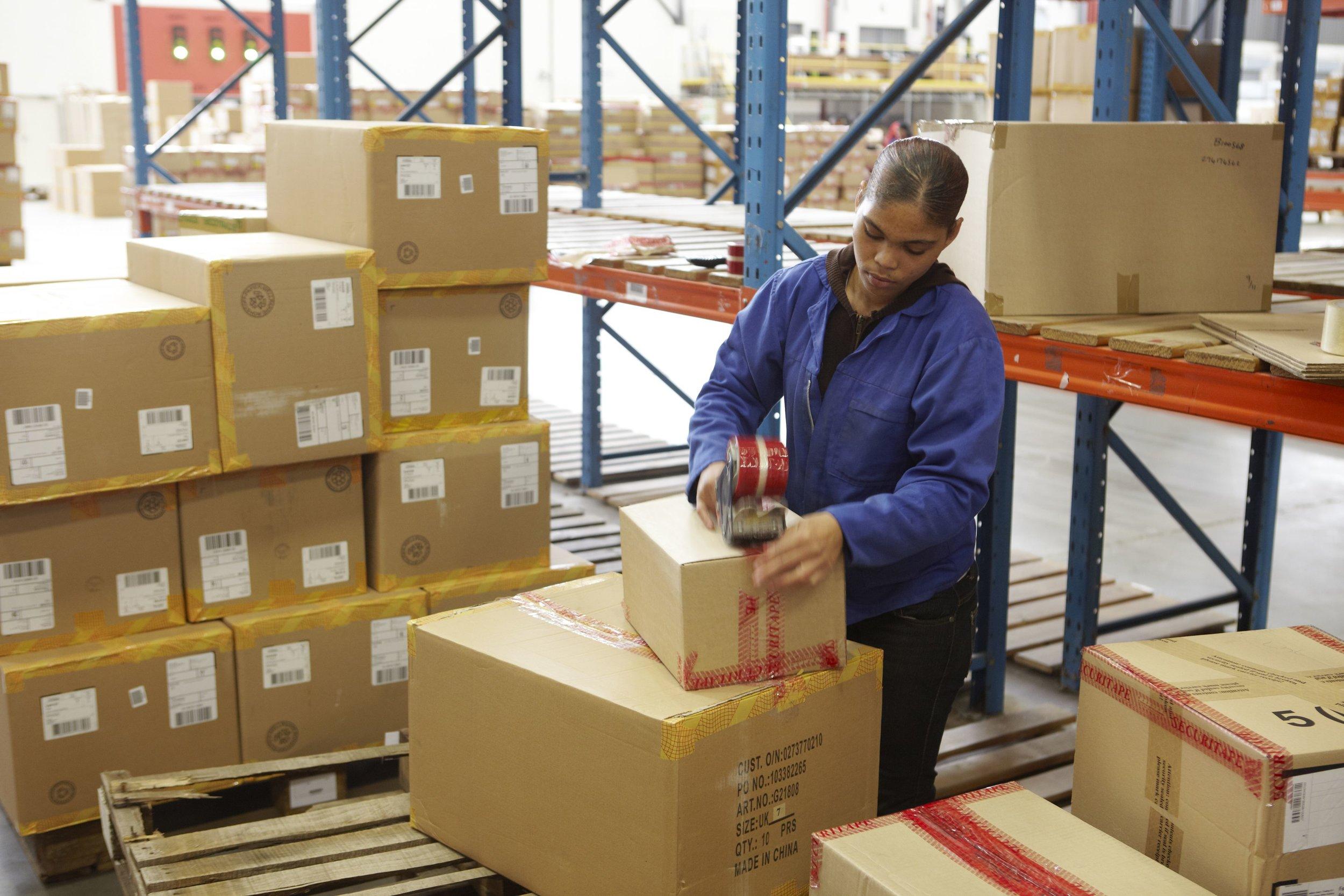 product packaging training program -