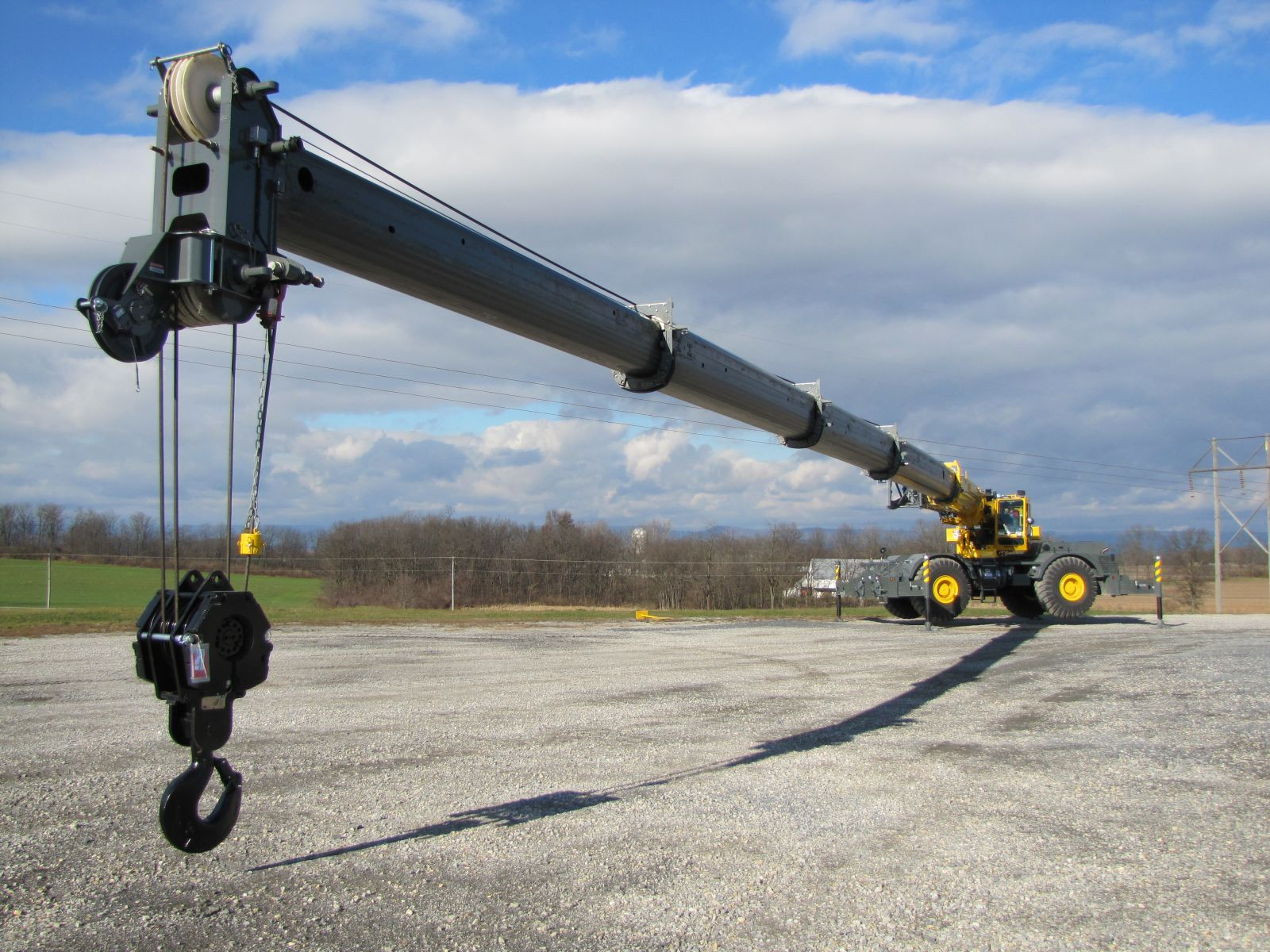 Certified Crane Operator Training Program — Detroit Training