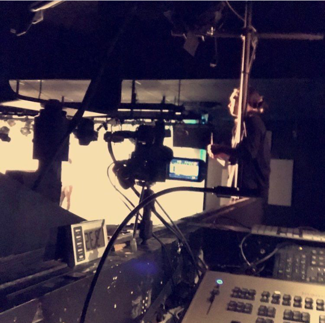 Running Lights for Second City Staff Show, 2017.