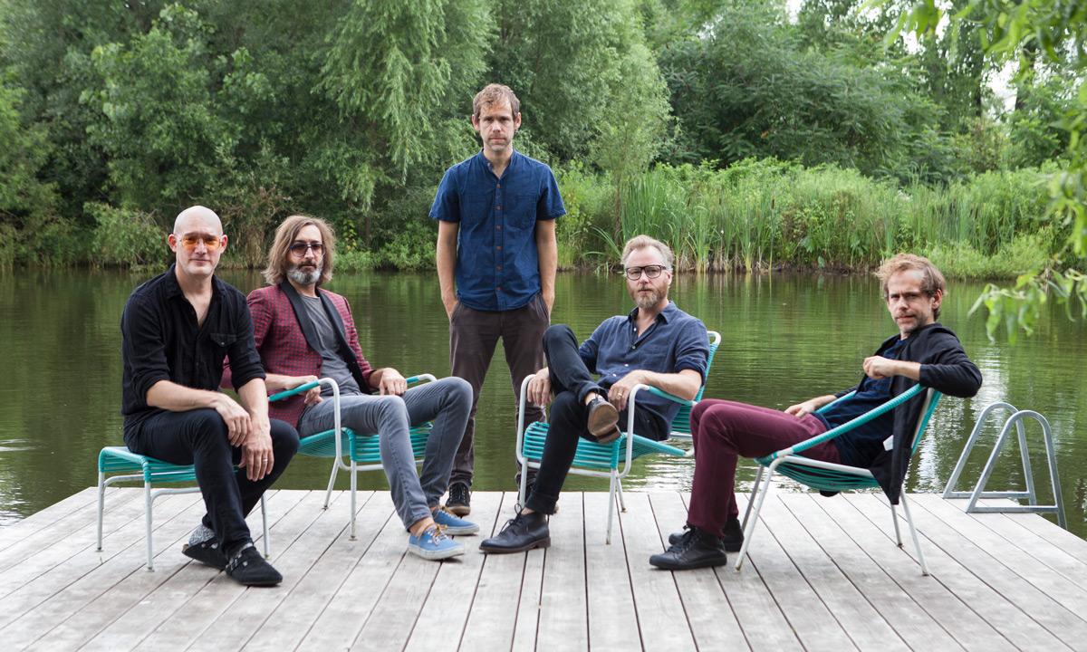 (Band Photos: Graham MacIndoe)
