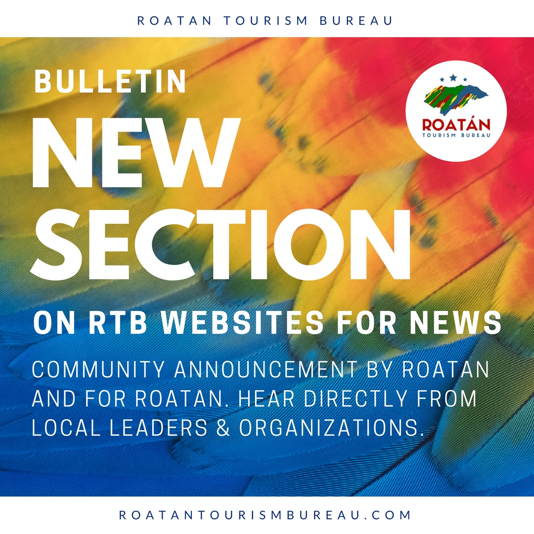 Roatan News Announcement