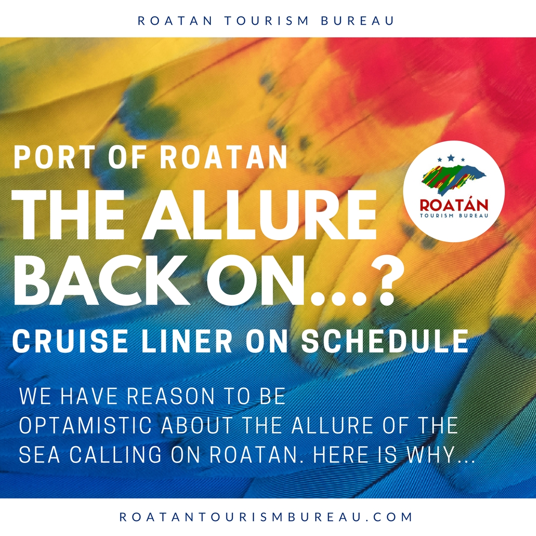 UPDATE on the Allure to Roatan