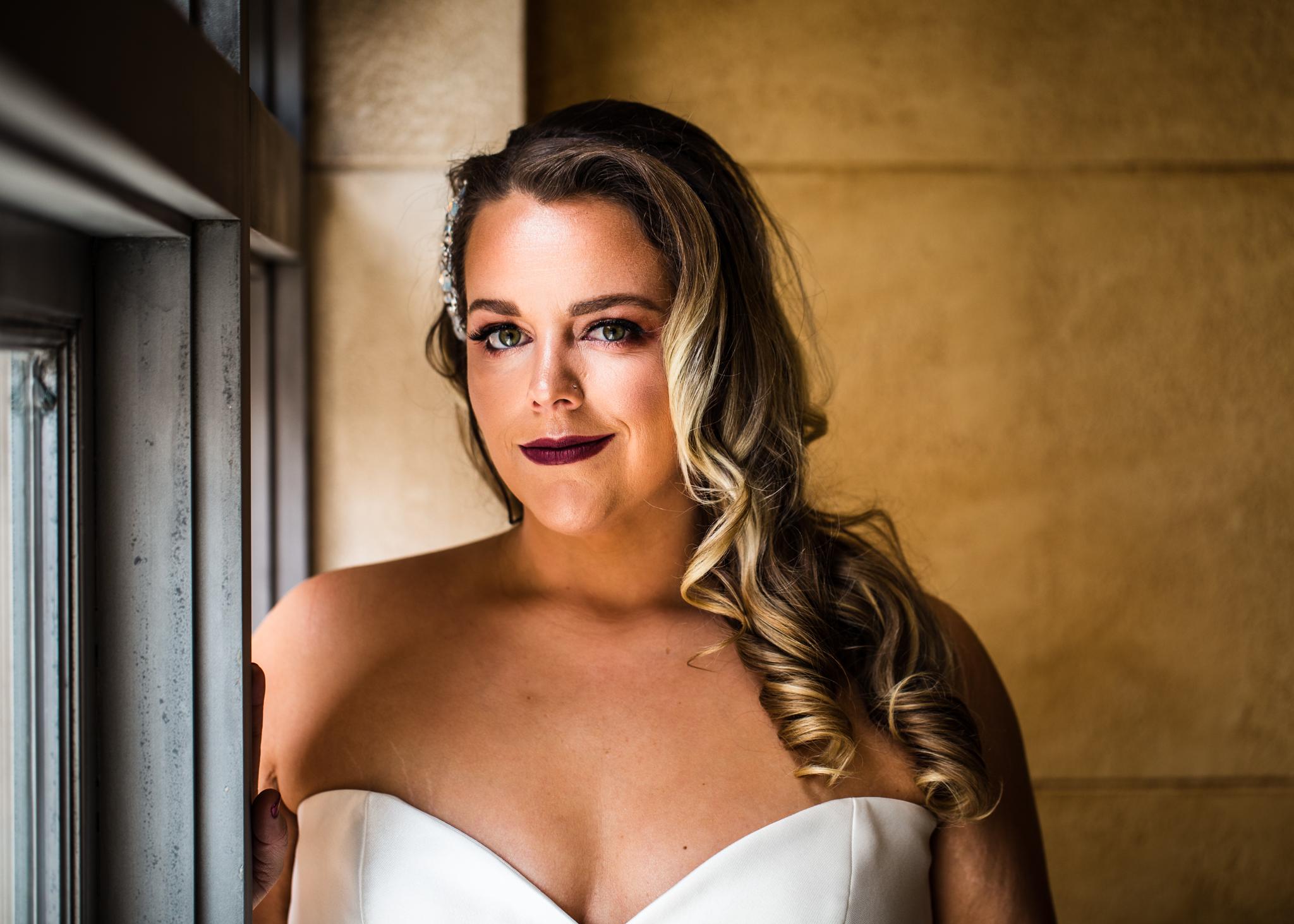 Hair & Makeup - Dani Jo Bell Makeup Artistry Kati Swegel Makeup ArtistBronzed and BlushedWhite Carpet BrideParadise Makeup, Hair, & Airbrush TanningThe Pretty Bride Co.