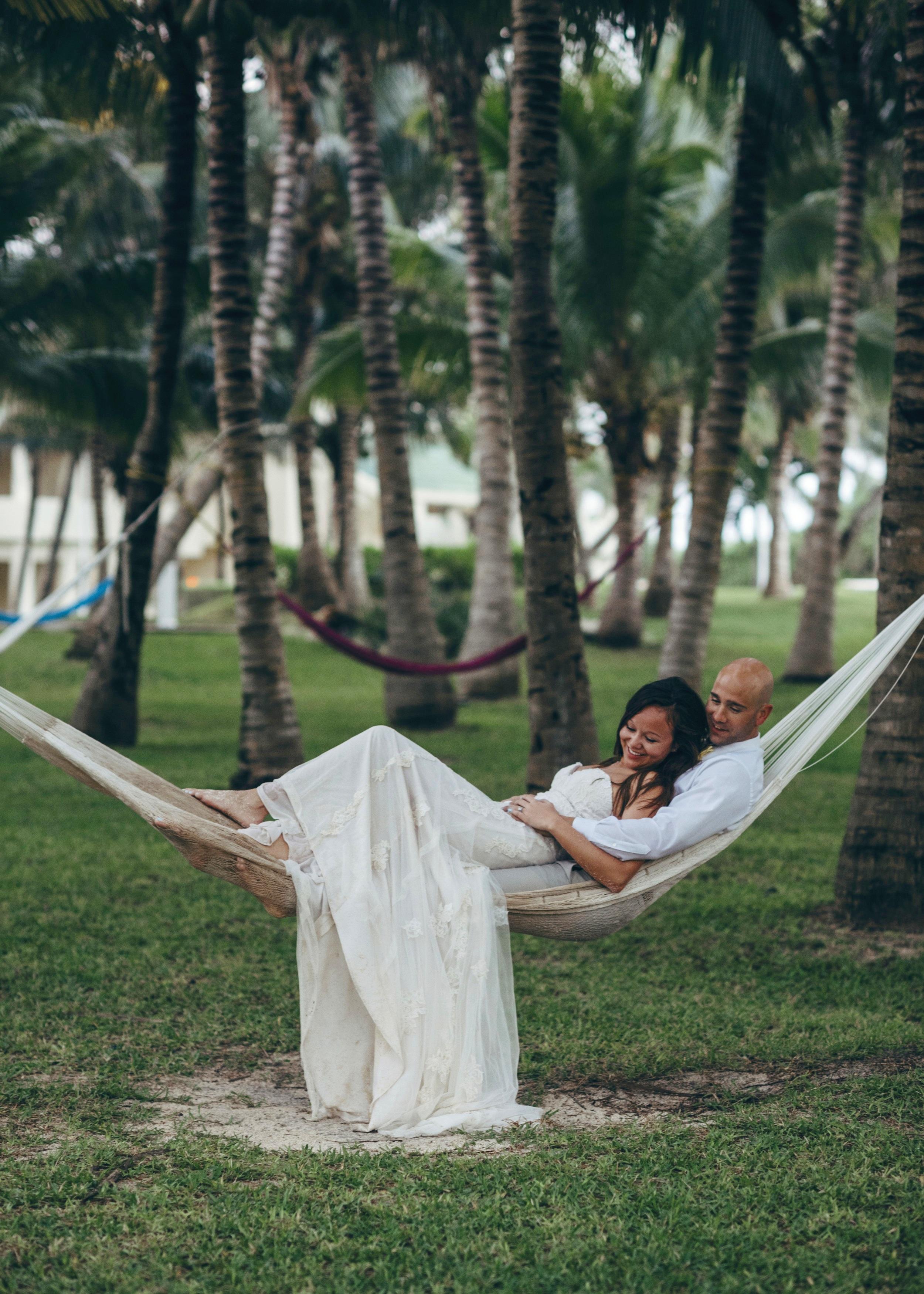 Cancun+Beach+Wedding