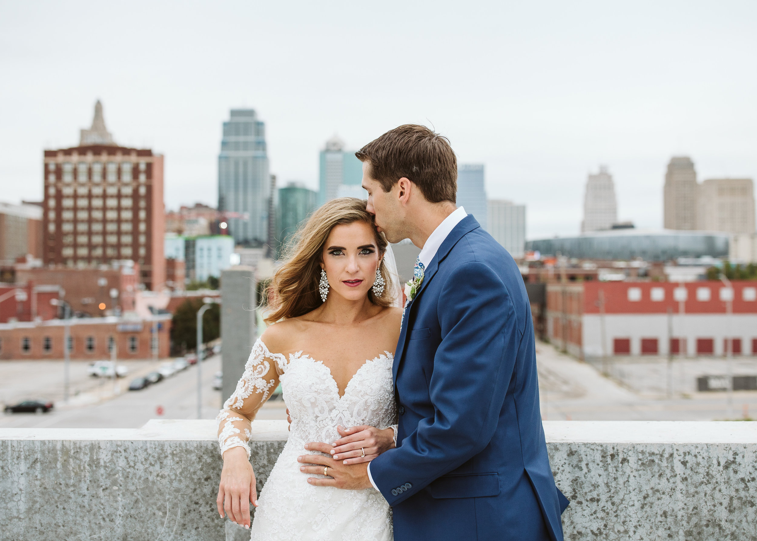 KAITLIN & COOPER - The Picture-Perfect KC Wedding // Our Lady of Sorrows & Feasts of Fancy at The Hobbs