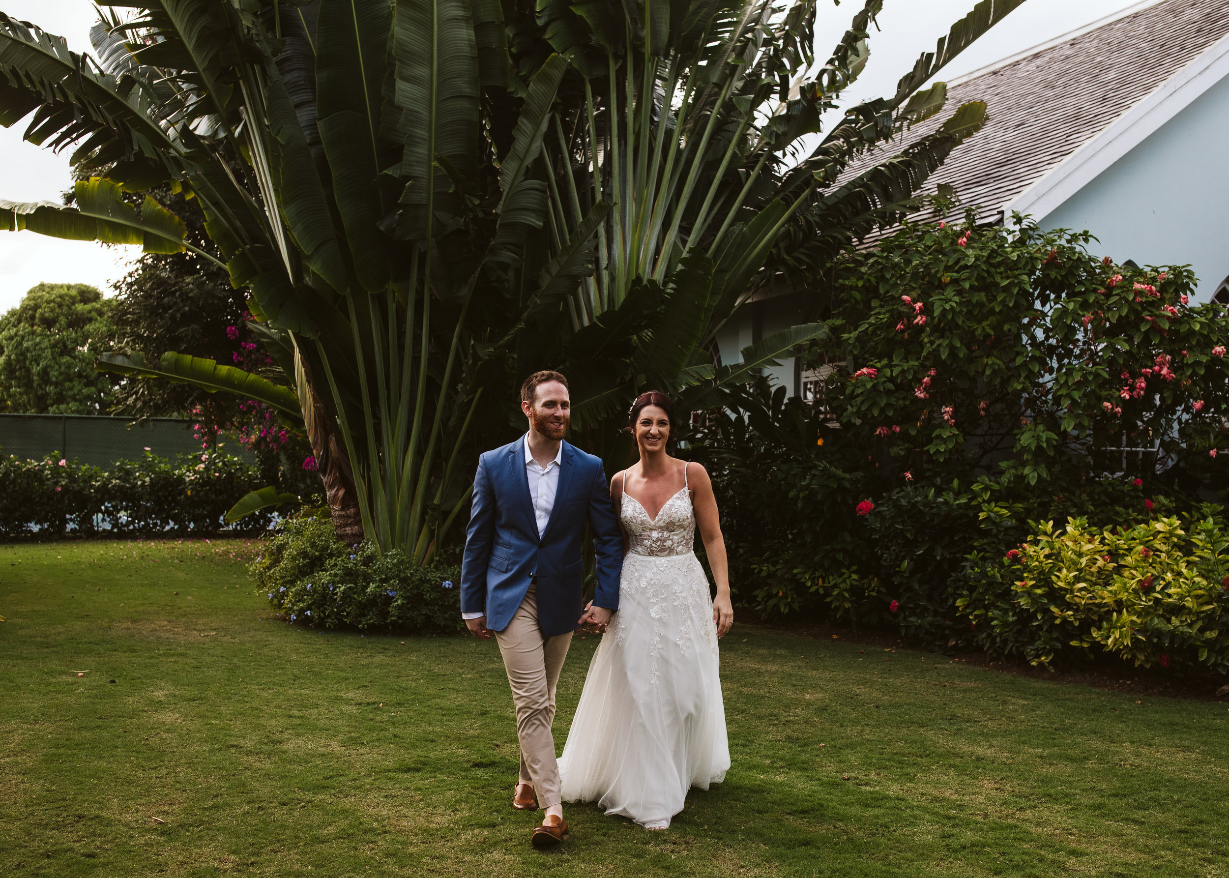 BRITTNEY & TYLER - The Tropical Getaway Wedding // Montego Bay, Jamaica