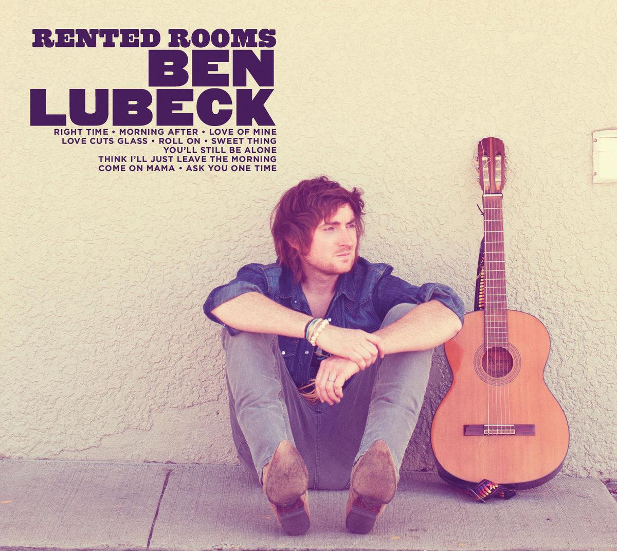 Ben Lubeck :: Rented Rooms (2016)