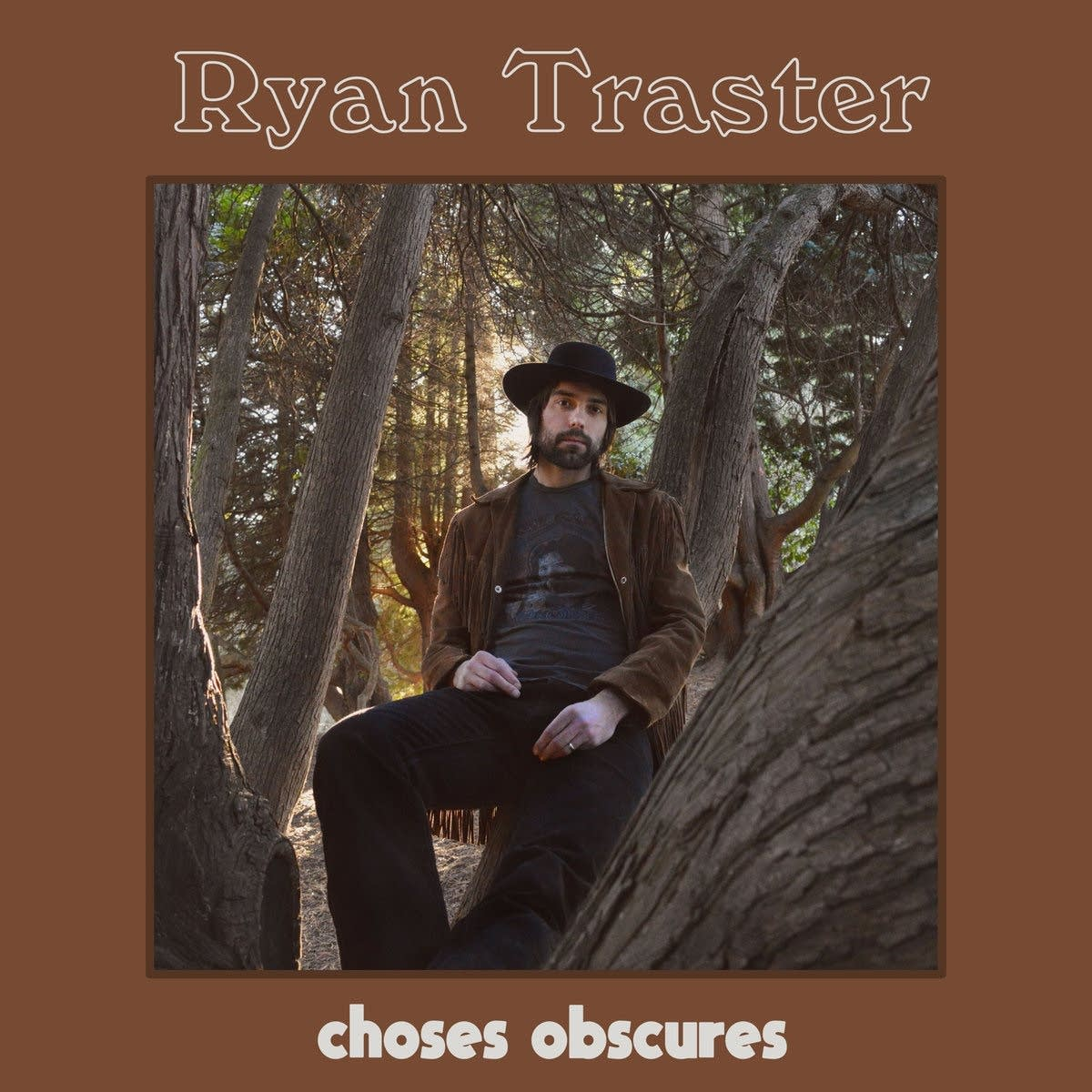 Ryan Traster :: Choses Obscures (Tracks 1, 2, 3, 7) (2019)