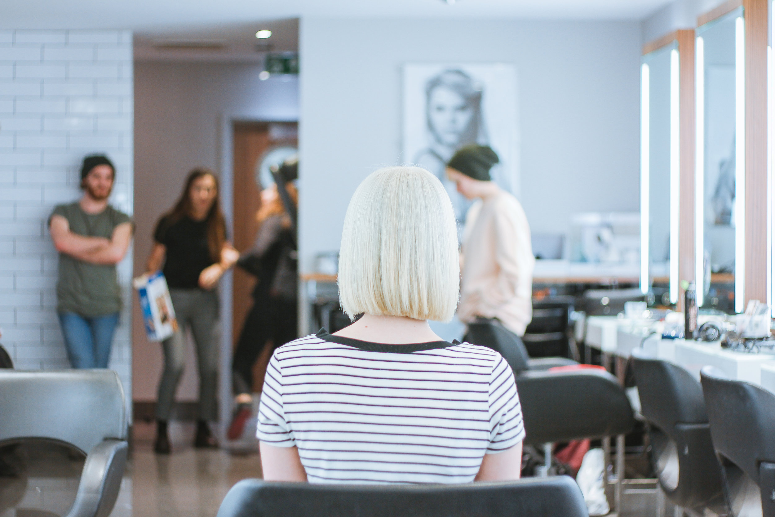 Sin Republic Salon - Infinite Hair SculptingFor years, Sin Republic Salon has lead the trends throughout Grand Rapids. Whether it's a color, styling, or a simple cut - we've got you covered.We have two locations in Grand Rapids. See our hours below.
