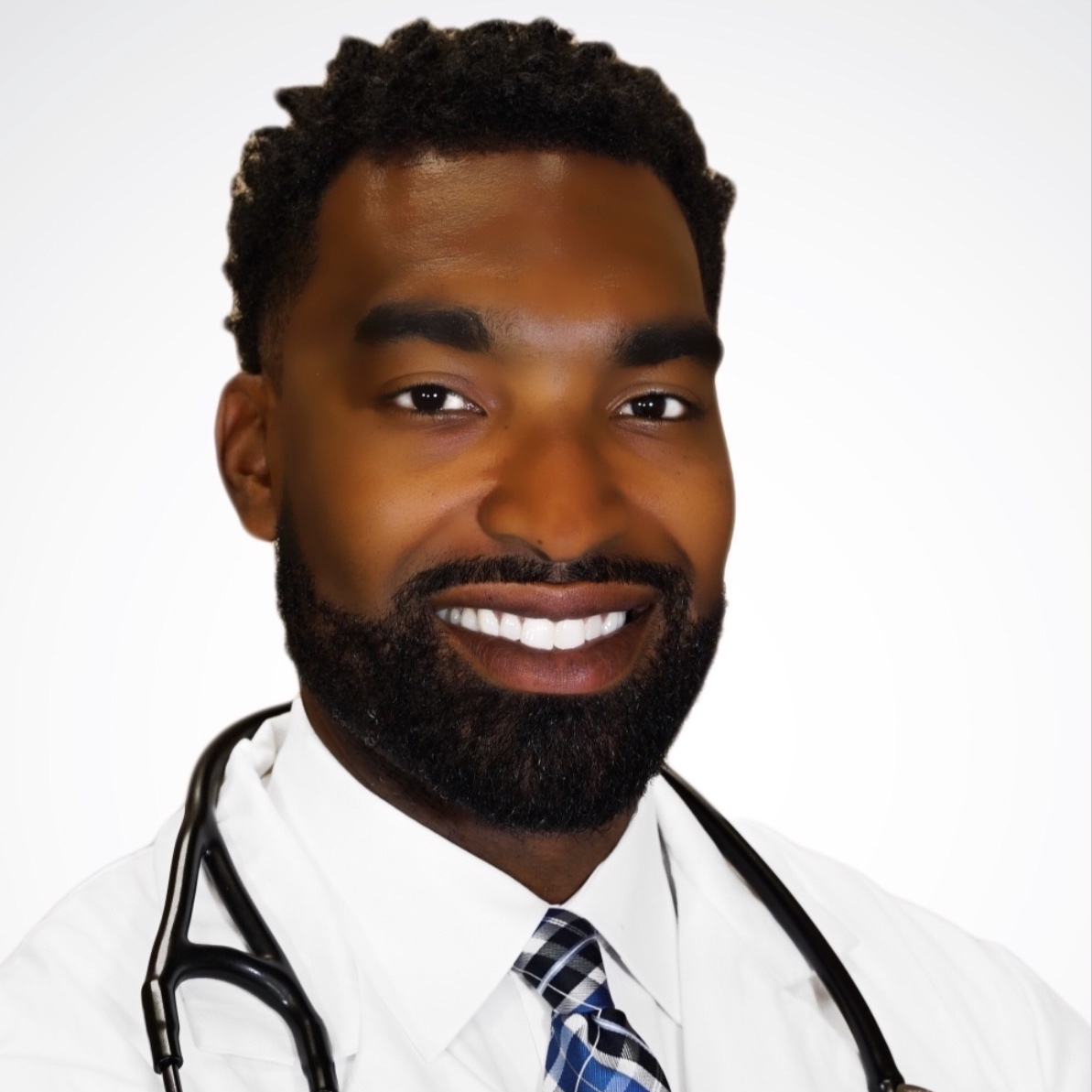 Dr. Kyle Vincent (San Diego)  Temecula Valley Family Physicians Morehouse '07 '17, Wake Forest '14 (Family Medicine)