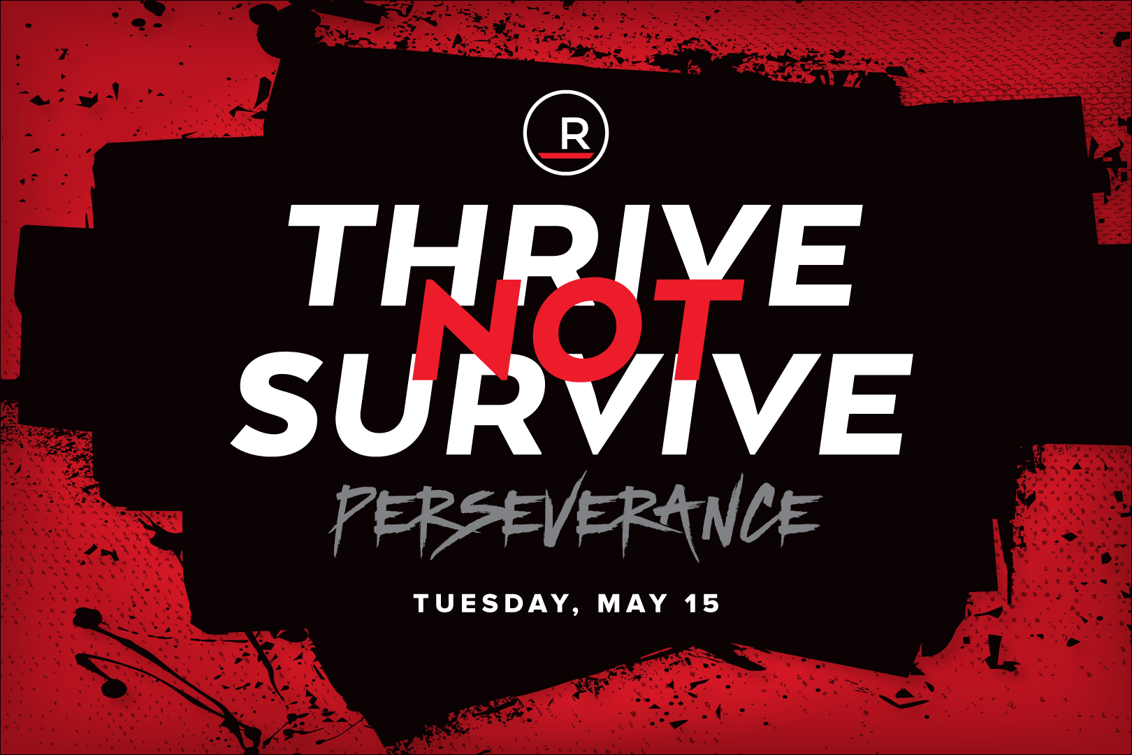 Thrive Not Survive 5
