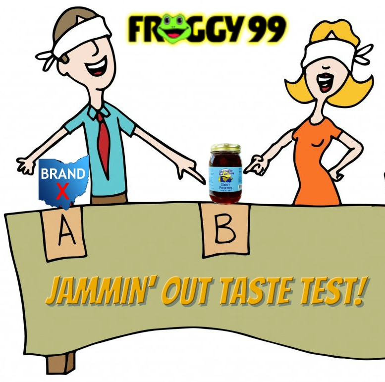 Froggy 99 did a taste test between us and Smuckers brand! Listen to the results!