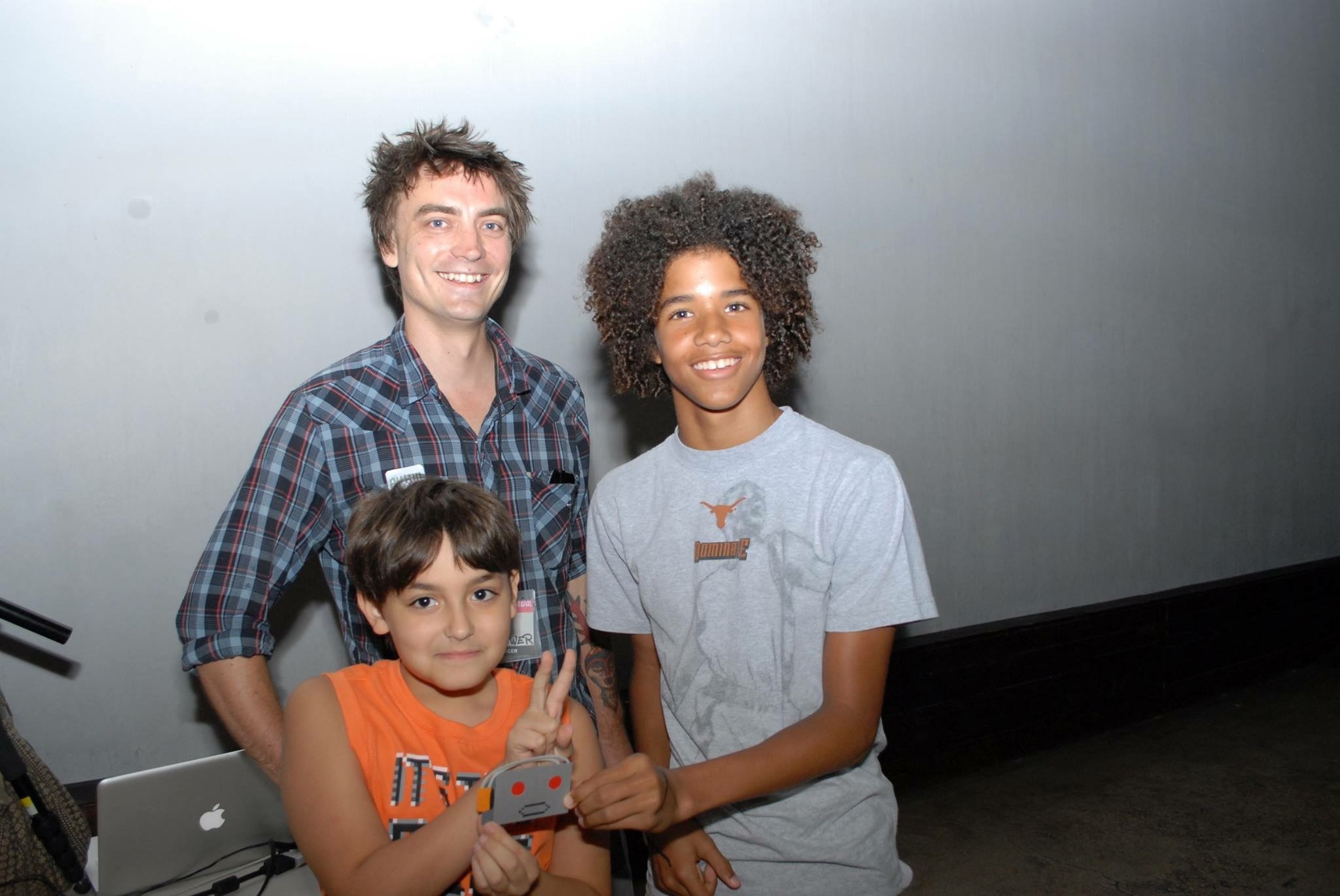 Animator and director Eirc Power after his awesome stop-motion workshop.jpg