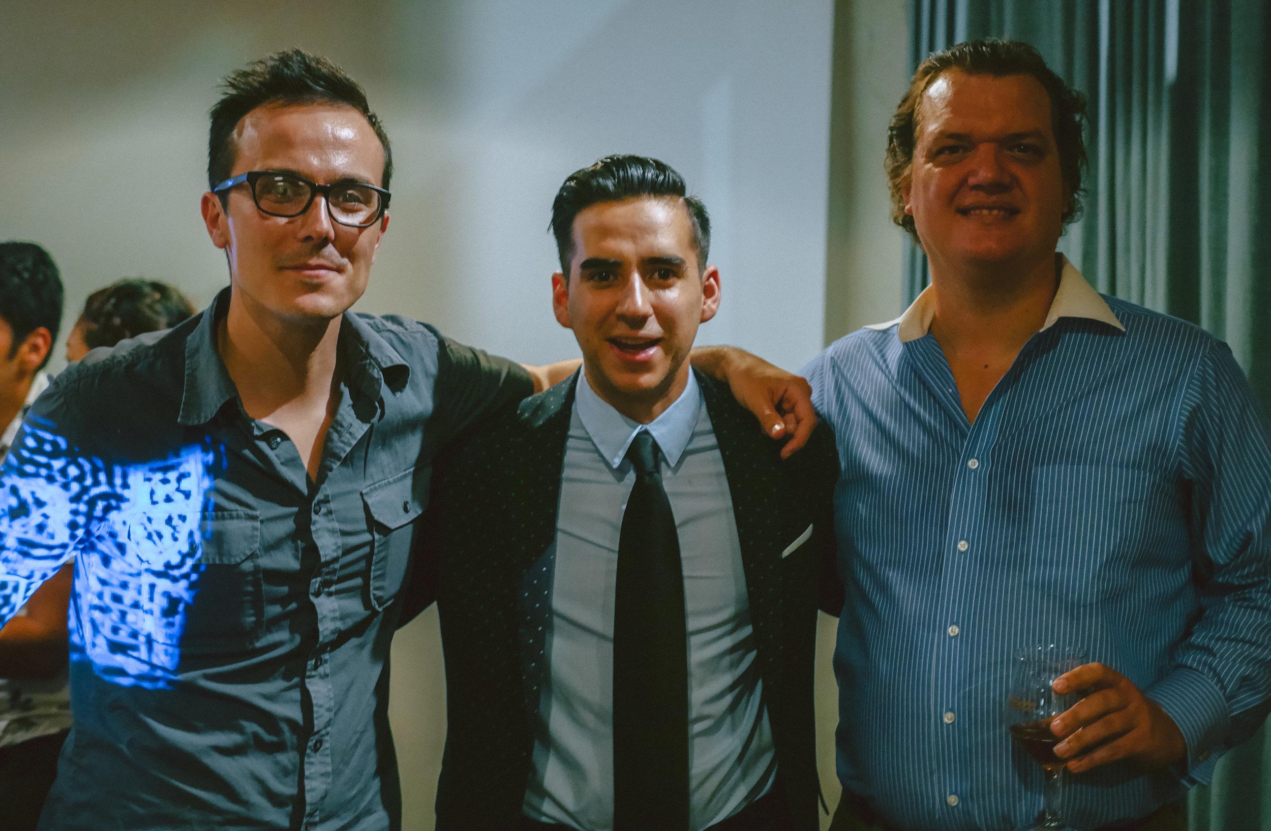 Star-Studded directors- John Valley Diego Lozano and Ben Snyder.jpg