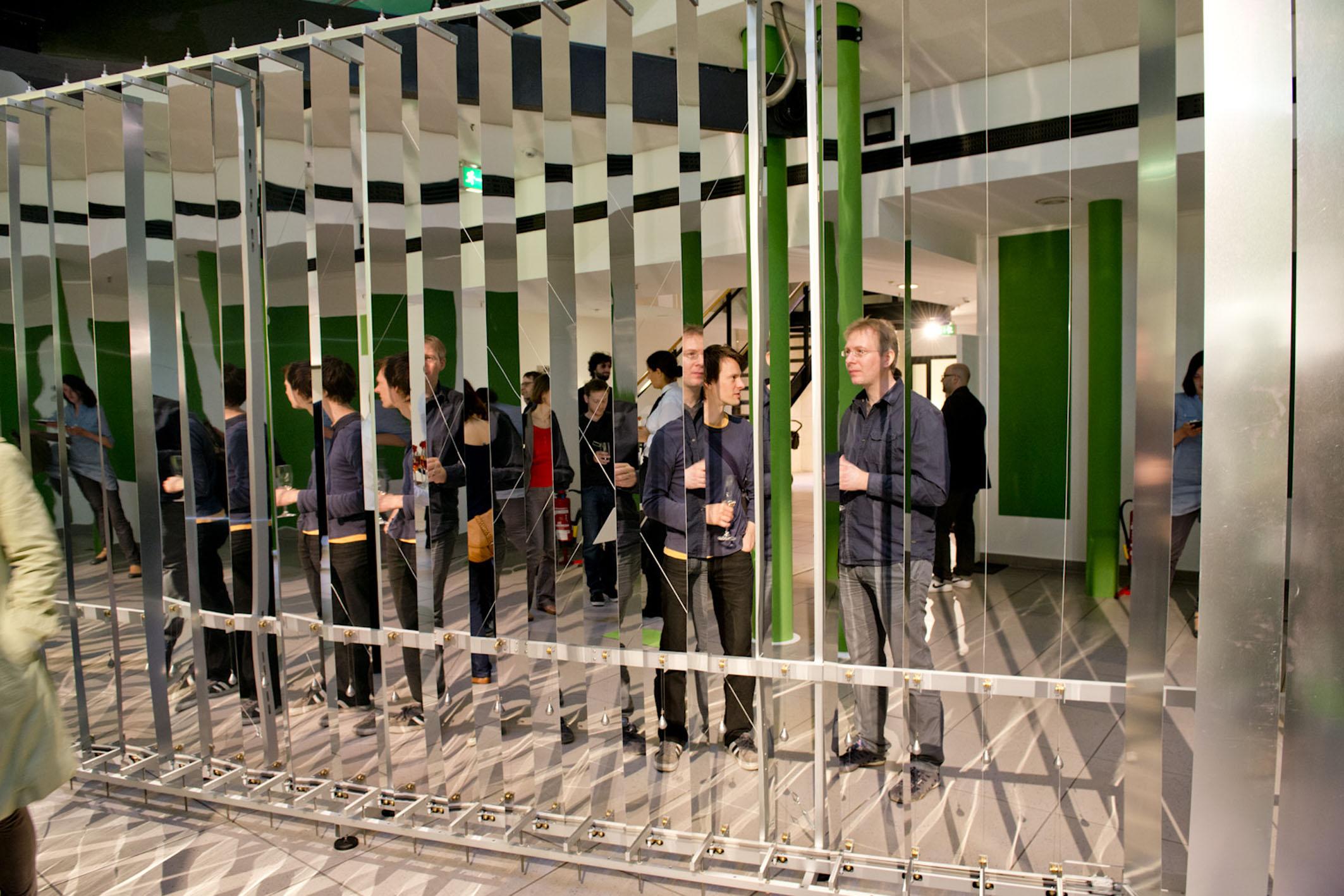 wall   parede    @wie eine zweite natur 2013   + expo
