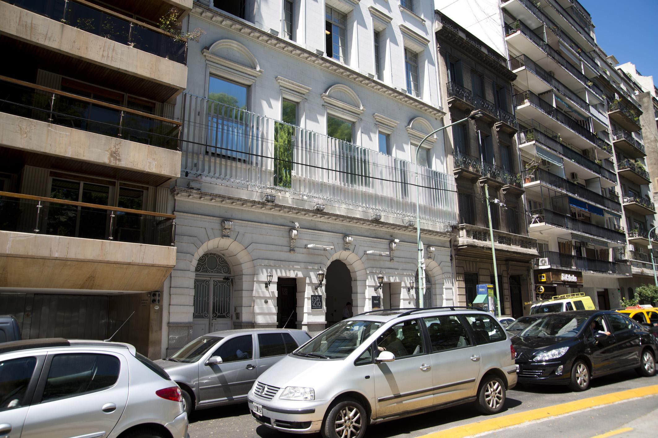 facade | fachada    @ espacio f. telefonica 2012   + expo