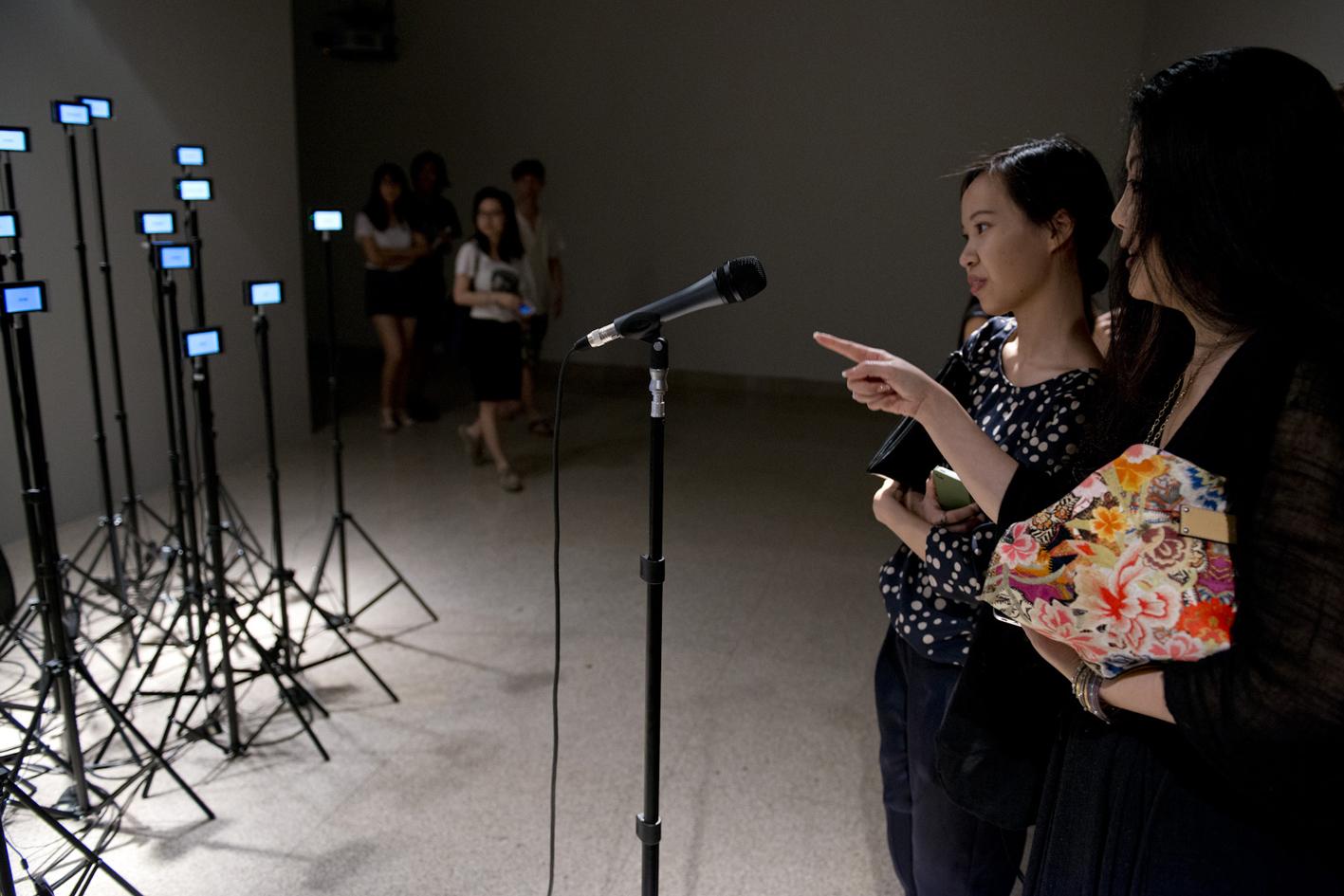 speak | fala    @ nat. museum of china 2014   + expo